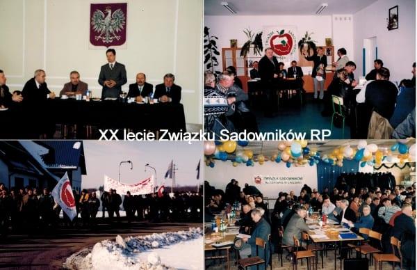 XX-lecie Związku Sadowników Rzeczpospolitej Polskiej