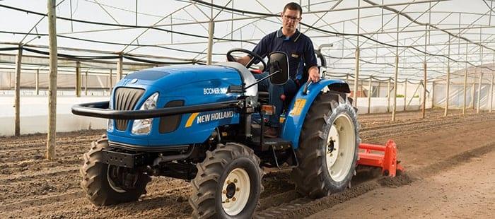 ciągniki rolnicze i komunalne New Holland Boomer