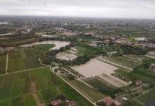 Włoskie uprawy ogrodnicze kolejny raz tej wiosny odczuły falę deszczy, burz i gradów