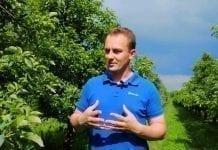 Komunikat Sadowniczy Timac Agro Polska z dnia 03.06.2019