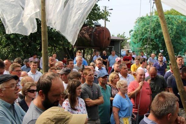 Goście VII Letnich Pokazów Czereśniowych
