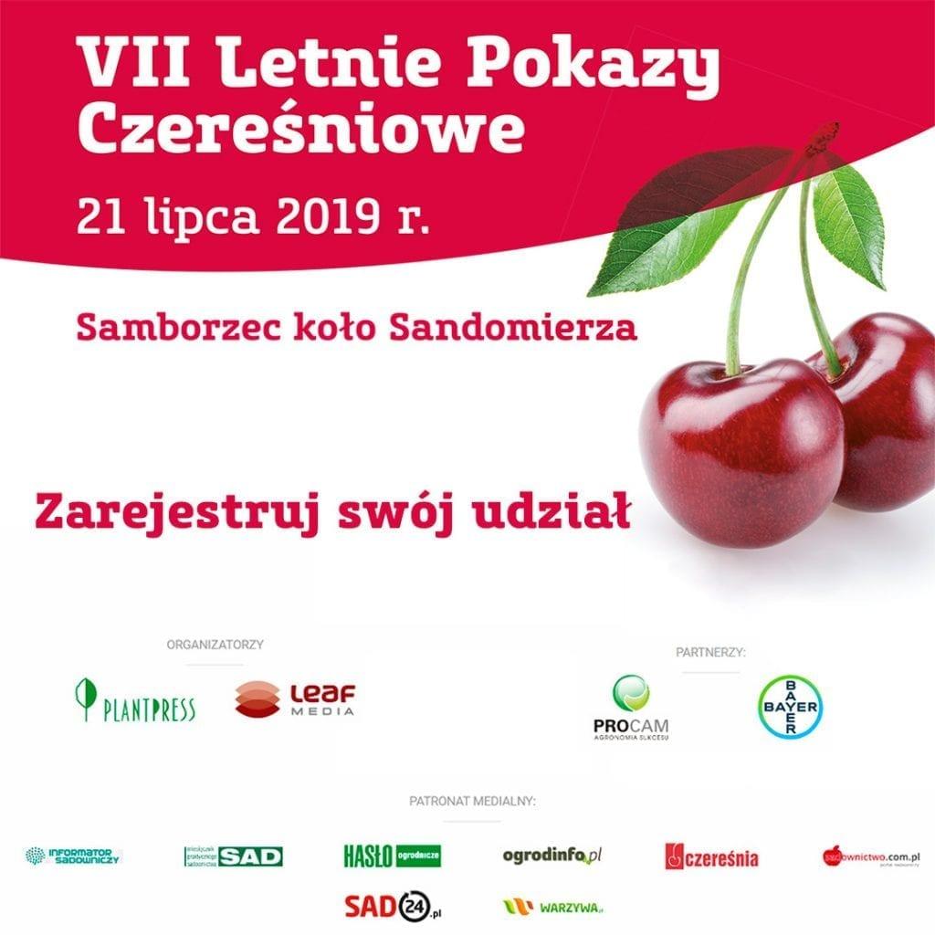 Letnie Pokazy Czereśniowe 2019