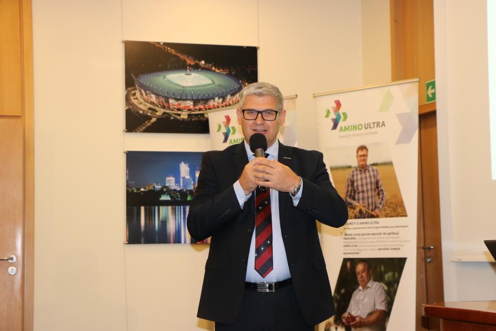 Piotr Lubaszka - dyrektor handlowy Intermag