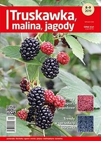 Truskawka, malina, jagody 8-9/2019