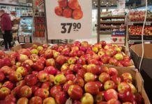 Wysokie ceny i słaba jakość owoców w norweskich marketach