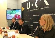 UOKiK nałożył ponad 8,3 mln zł na T.B. Fruit Polska.