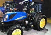 Ciągnik Sadowniczy New Holland - Agritechnica 2019