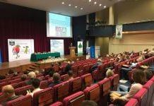 Jubileuszowa Konferencja Sadownicza zorganizowana z okazji 30-lecia Towarzystwa Rozwoju Sadów Karłowych - fot.1