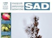 Miesięcznik Praktycznego Sadownictwa – Sad 1/2020