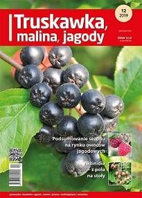 okładka czasopisma - Truskawka, malina, jagody - numer 12/2019