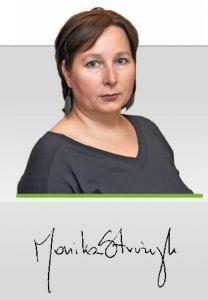 Monika Strużyk – redaktor naczelny MPS SAD