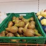 Gruszka Konferencja nadal drożeje – hurtowe ceny owoców w UK
