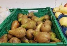 Rynek owoców UK