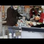 Włochy – brak dostaw owoców i warzyw, oblegane sklepy