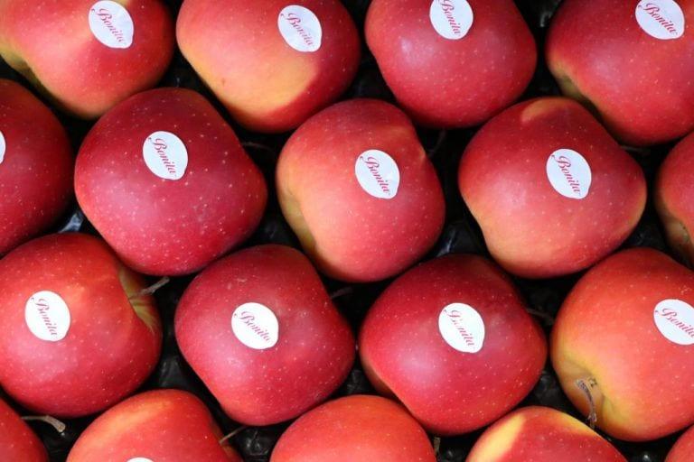 Koniec z naklejkami na owocach?