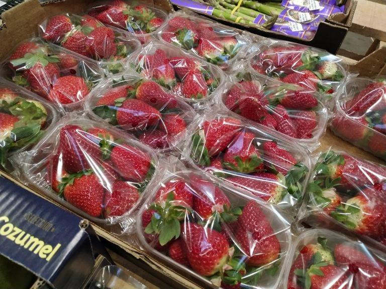 Koronawirus winny problemów logistycznych w eksporcie hiszpańskich truskawek