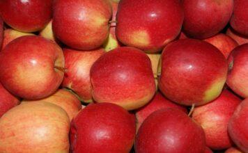 jabłka w marketach