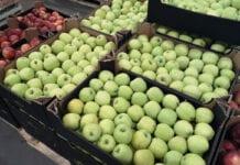 ceny jabłek w grupach