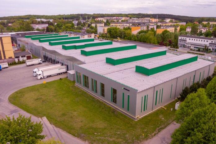 Zdj. 1. Zakład biotechnologiczny INTERMAG w Olkuszu.