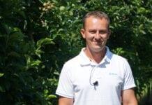 Duży opad czerwcowy – komunikat sadowniczy Mateusz Nowacki, 26.06.2020
