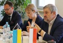 Spotkanie Ministra z Ambasadorem Ukrainy