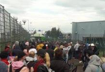 Na wejście do Polski Ukraińcy muszą czekać nawet kilkanaście godzin!