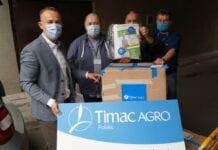 Z okazji 15-lecia Timac Agro pomaga 15 szpitalom zakaźnym