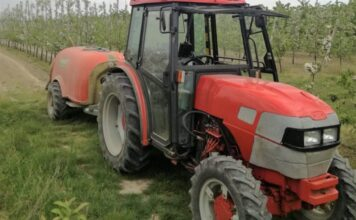 ciągnik rolniczy