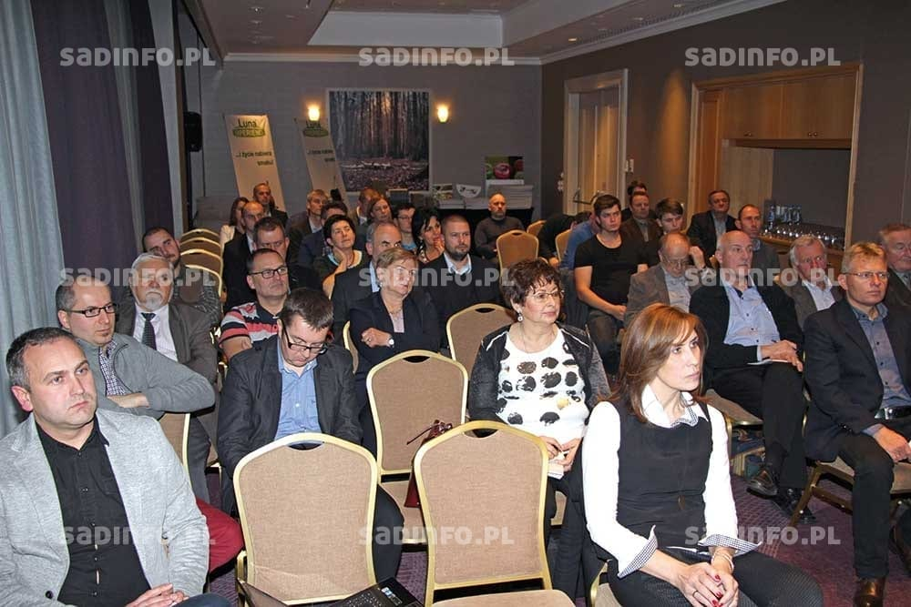 FOT. 1. Uczestnicy spotkania