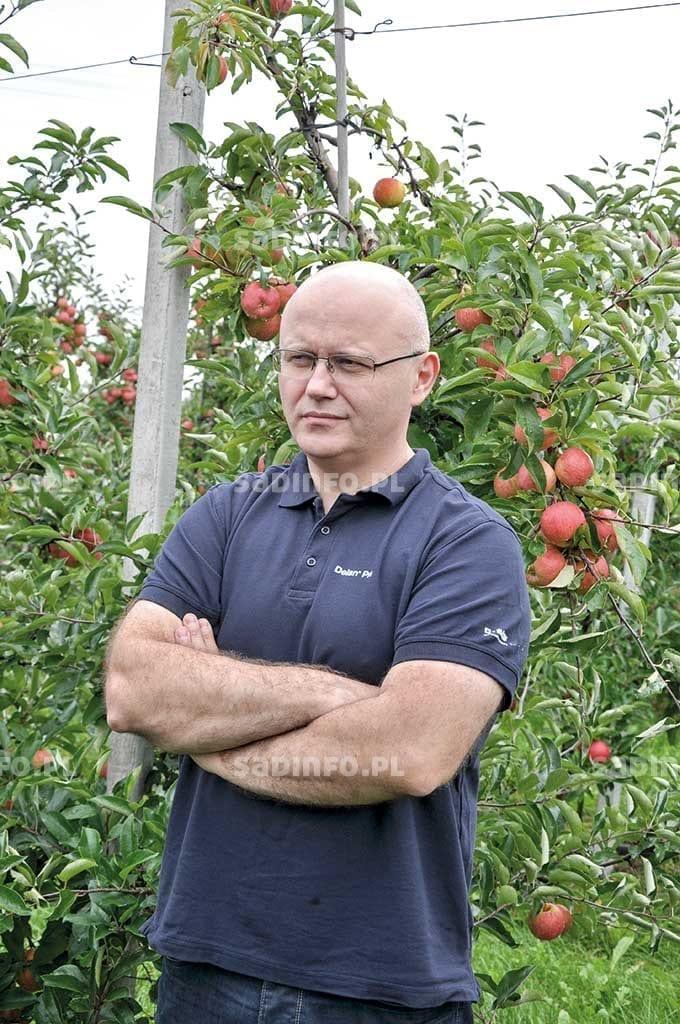 Fot. 1. Tomasz Lewandowski, Crop Manager BASF