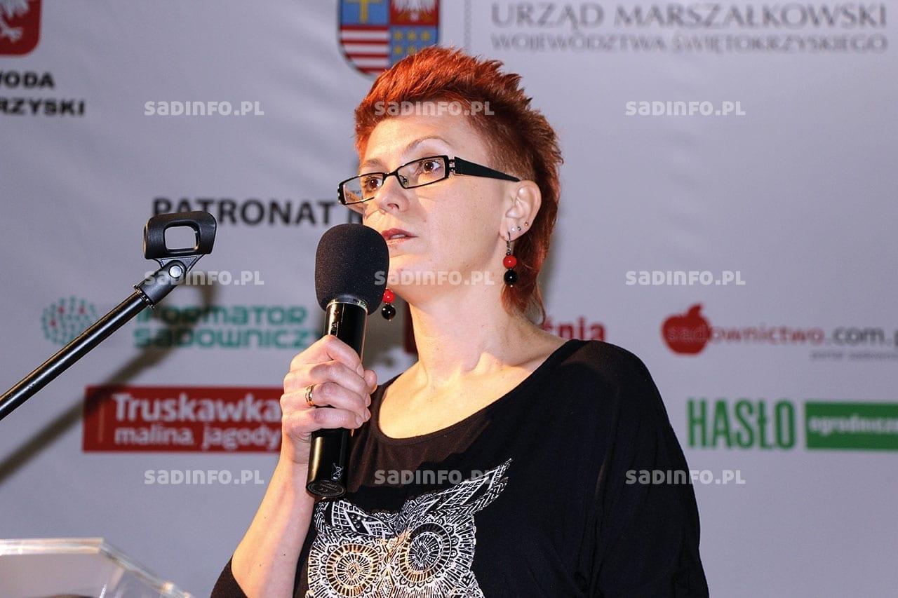 FOT. 4. Dr inż. Joanna Klepacz-Baniak z Plantpress sp. z.o.o.