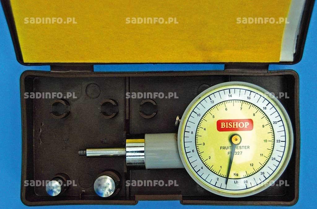 Fot. 6. Ręczny jędrnościomierz