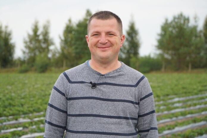 Doradca Jagodowy Albert Zwierzyński