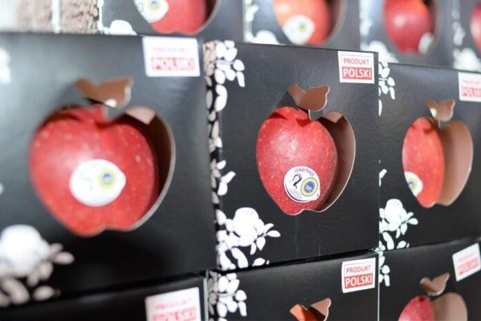 jablka grójeckie