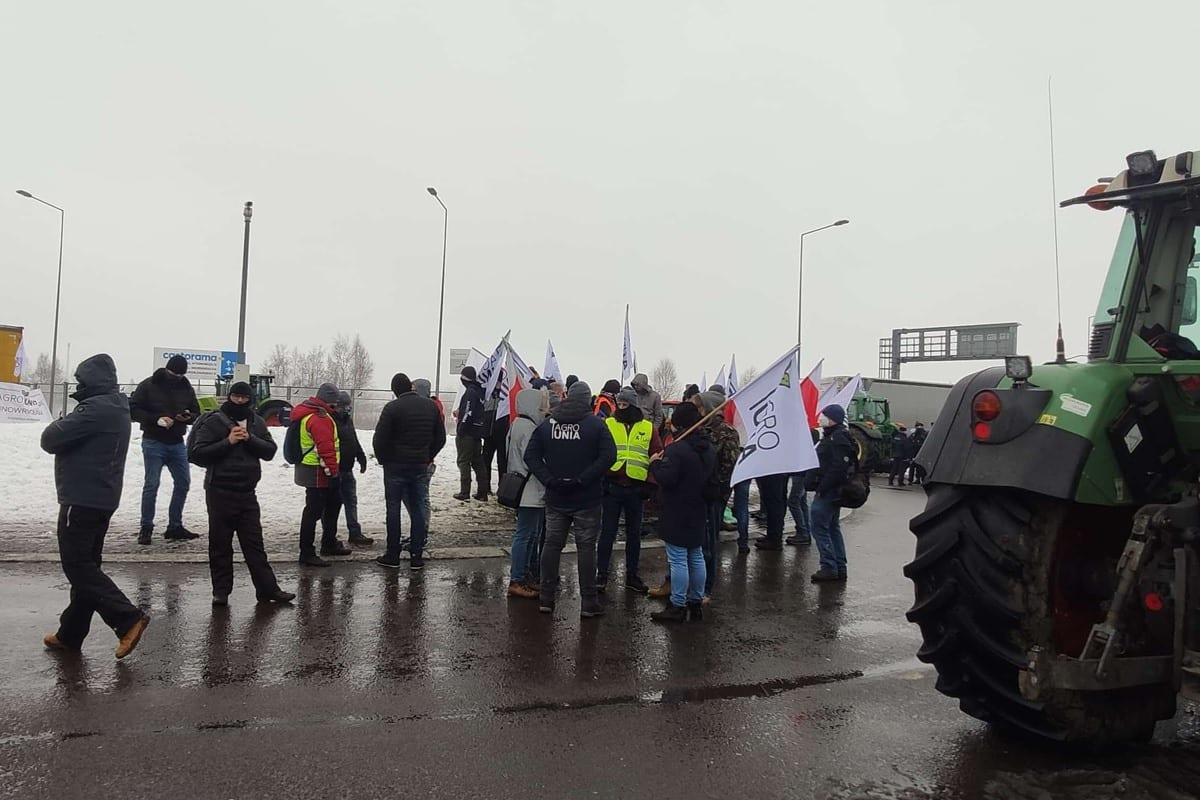 protest Agounii