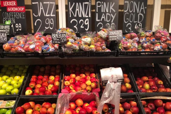 odmiany klubowe jabłoni