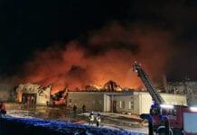 pożar grupy polskie sady