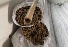 Trudna sytuacja z tyczkami bambusowymi. Transport jest droższy niż towar