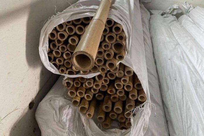 tyczki bambusowe
