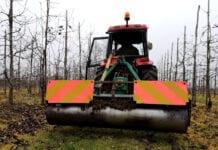 maszyny w sadownictwie