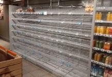 Śnieg za Zachodzie – paraliż transportu w Niemczech i puste półki w Holandii