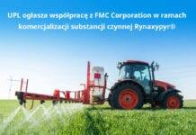 UPL ogłasza długoterminową współpracę Z FMC Corporation w ramach komercjalizacji substancji czynnej Rynaxypyr®