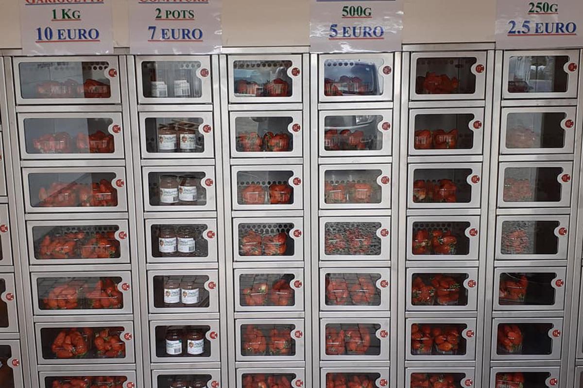 automat do sprzedaży