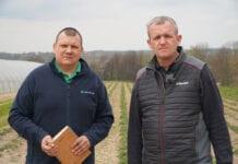 Plantacje truskawek po przymrozkach – Rafał Forc, NaturalCrop, 30.04.2021