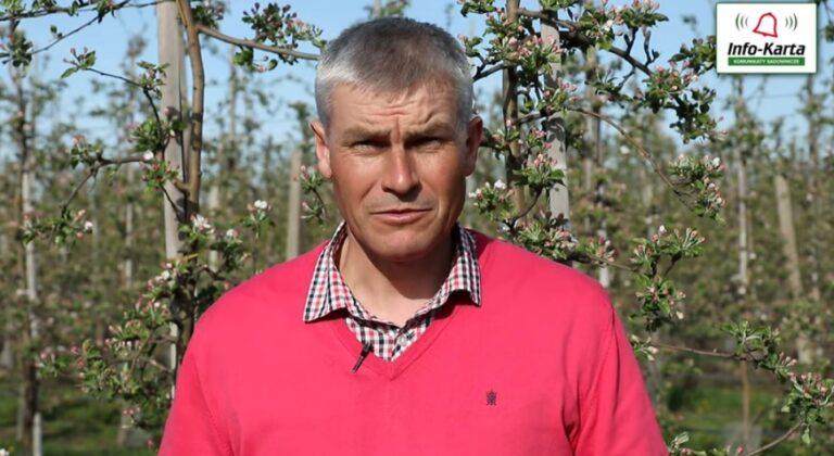Kwitnienie – ochrona przed chorobami i szkodnikami – Komunikat sadowniczy Agrosimex – 11.05.2021
