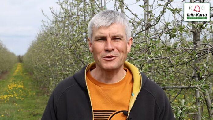 Robert Binkiewicz Doradca sadowniczy 06.05.20221