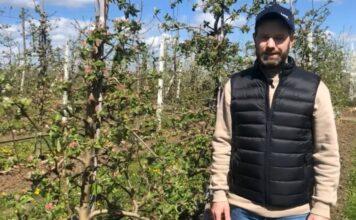 Szymon Jabłoński - komunikat sadowniczy Bayer 2021