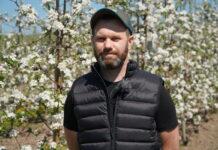 Komunikat sadowniczy Szymon Jabłoński, Bayer, 13.05.2021 Kwitnienie jabłoni