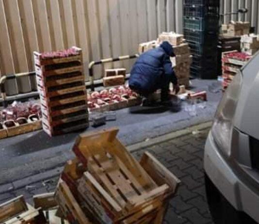 Do Polski sprowadzono serbskie borówki i truskawki za 9 milionów złotych