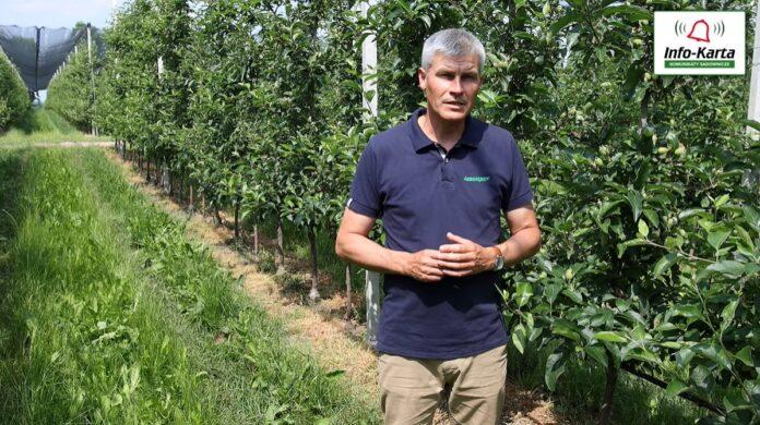 Robert Binkiewicz - Doradca Sadowniczy Agrosimex
